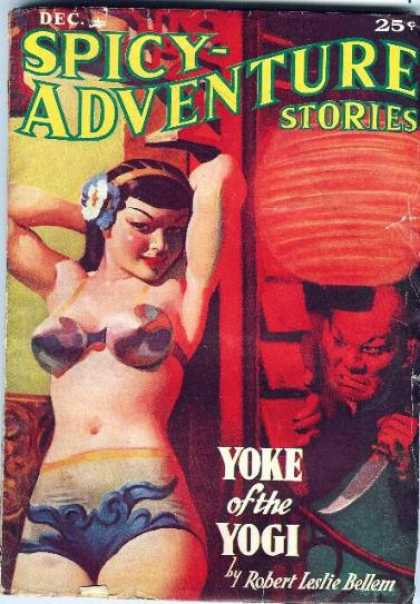 Spicy Adventure Stories 40