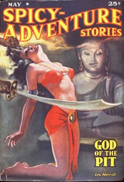 Spicy Adventure Stories 44