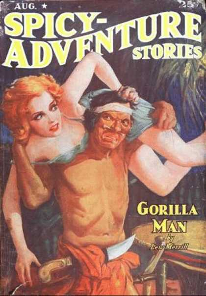 Spicy Adventure Stories 46