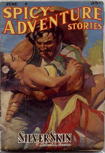 Spicy Adventure Stories 53