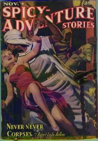 Spicy Adventure Stories 56