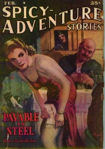 Spicy Adventure Stories 58