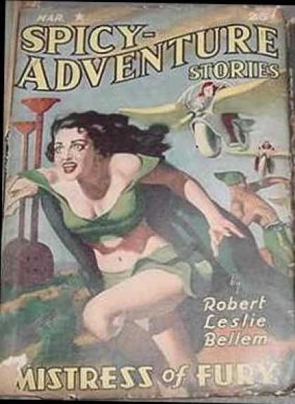 Spicy Adventure Stories 59