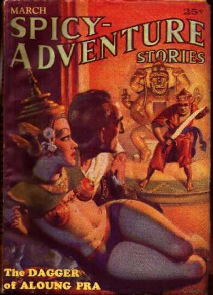 Spicy Adventure Stories 6