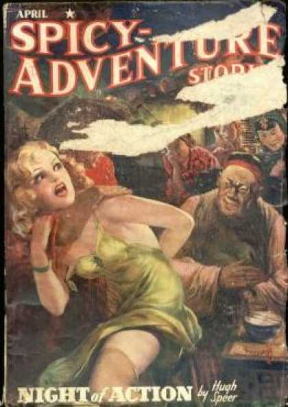 Spicy Adventure Stories 60