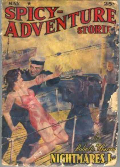 Spicy Adventure Stories 61