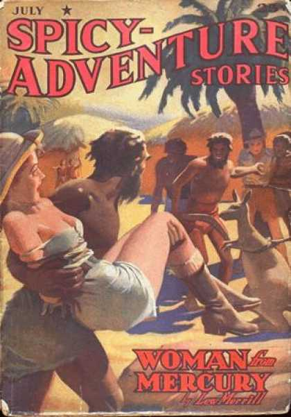 Spicy Adventure Stories 62