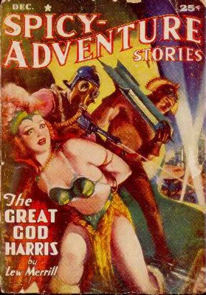 Spicy Adventure Stories 65
