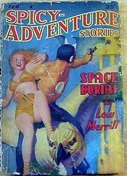 Spicy Adventure Stories 67