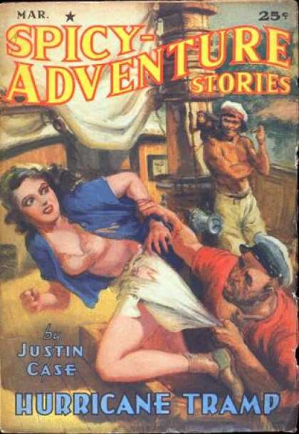 Spicy Adventure Stories 68
