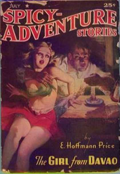Spicy Adventure Stories 78