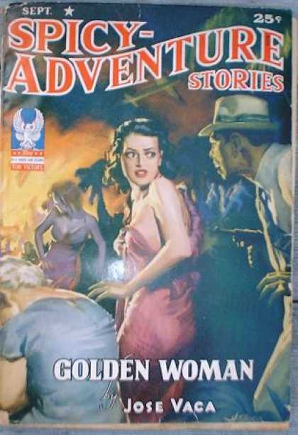 Spicy Adventure Stories 80