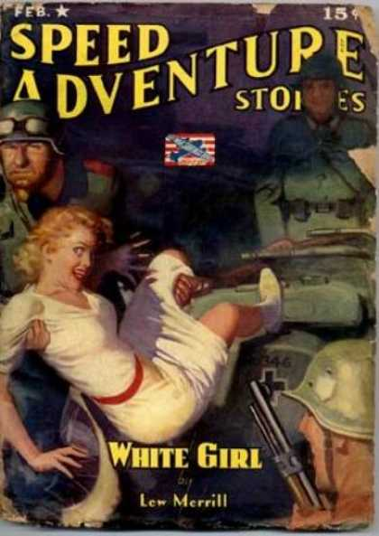 Spicy Adventure Stories 85