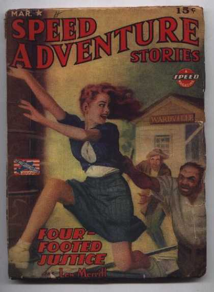 Spicy Adventure Stories 86