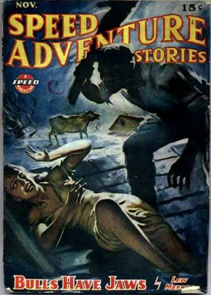Spicy Adventure Stories 89