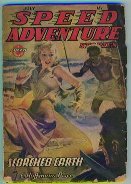 Spicy Adventure Stories 93