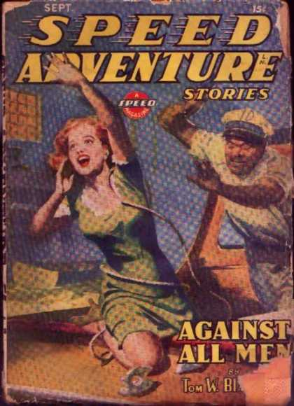 Spicy Adventure Stories 94