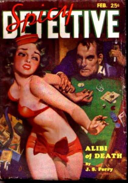Spicy Detective Stories 10