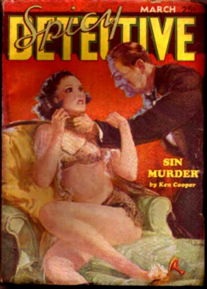 Spicy Detective Stories 11