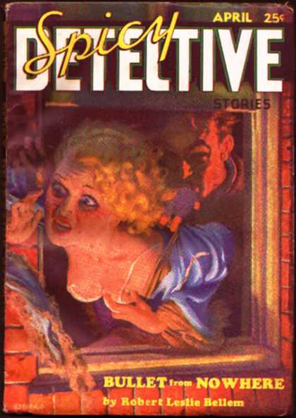Spicy Detective Stories 12