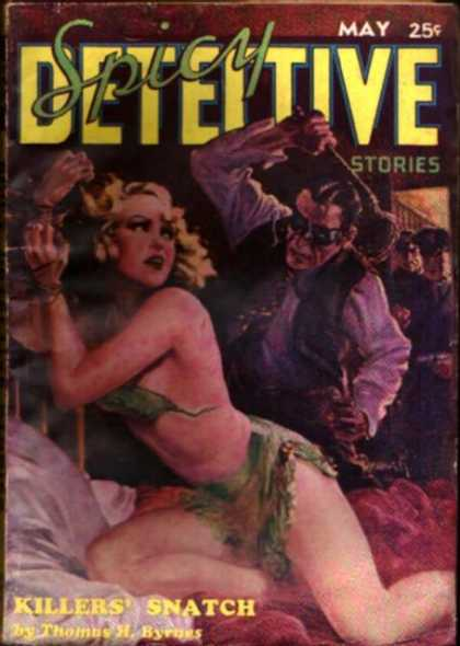 Spicy Detective Stories 13