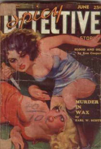 Spicy Detective Stories 14