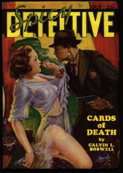 Spicy Detective Stories 15