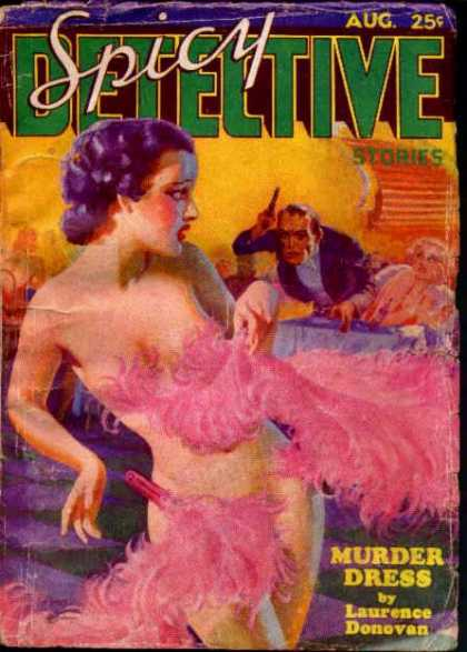 Spicy Detective Stories 16
