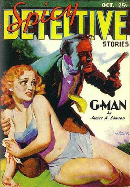 Spicy Detective Stories 17