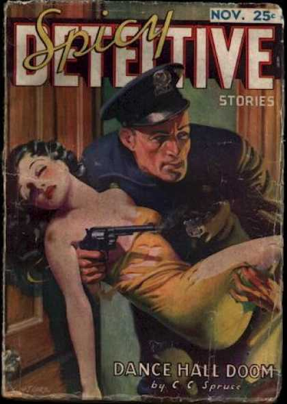 Spicy Detective Stories 18