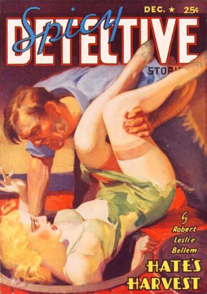 Spicy Detective Stories 19