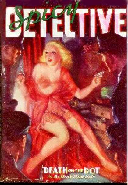 Spicy Detective Stories 20