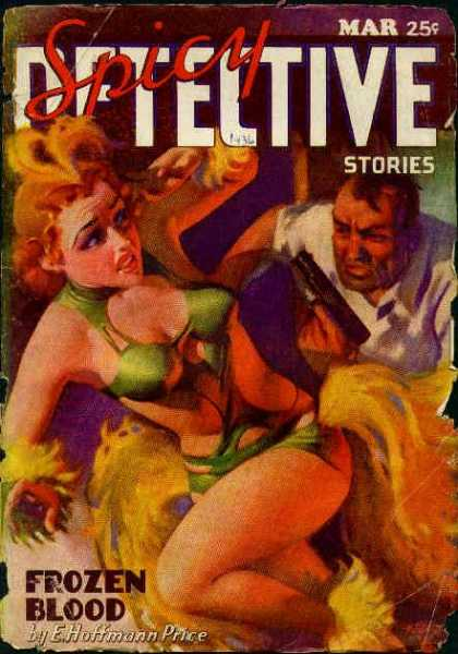 Spicy Detective Stories 21
