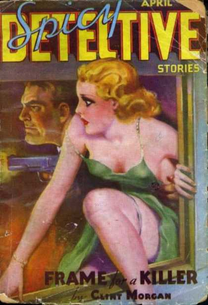 Spicy Detective Stories 22