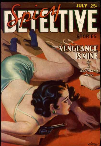 Spicy Detective Stories 23
