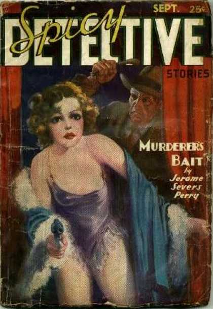 Spicy Detective Stories 25