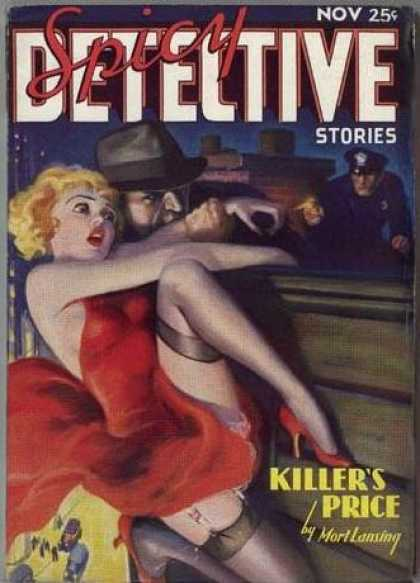 Spicy Detective Stories 26