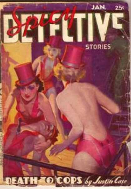 Spicy Detective Stories 28
