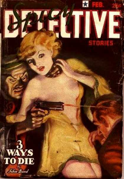 Spicy Detective Stories 29
