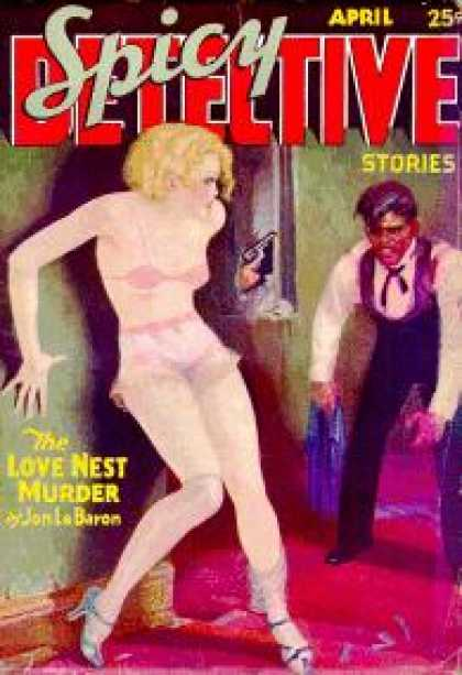 Spicy Detective Stories 3