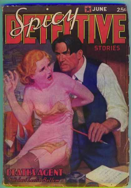 Spicy Detective Stories 31