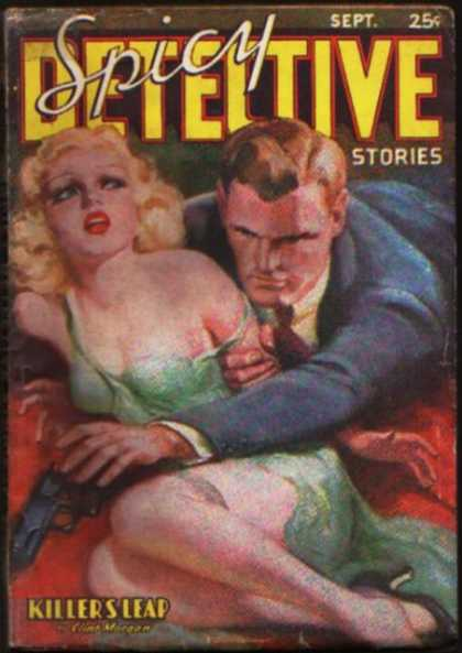 Spicy Detective Stories 32