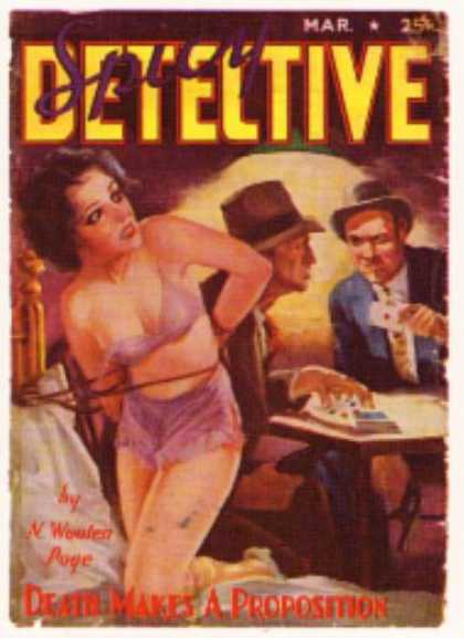 Spicy Detective Stories 34
