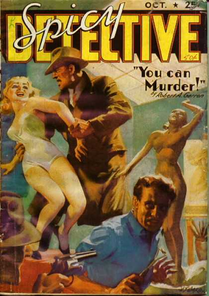Spicy Detective Stories 35