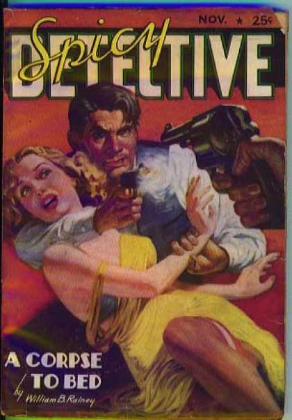 Spicy Detective Stories 36