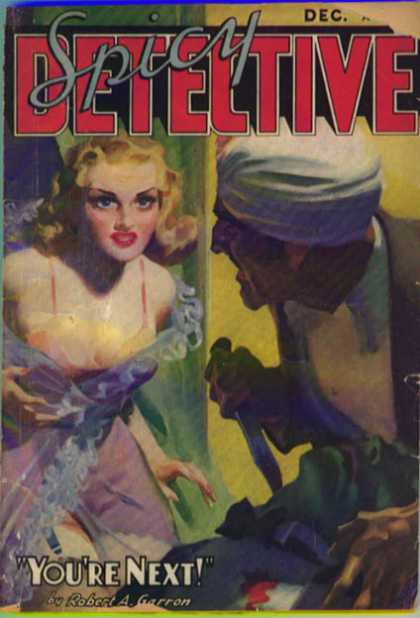 Spicy Detective Stories 37
