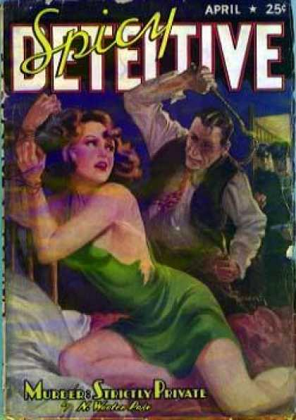 Spicy Detective Stories 39