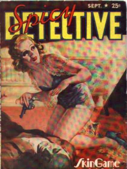 Spicy Detective Stories 41