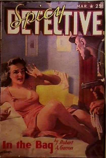 Spicy Detective Stories 42