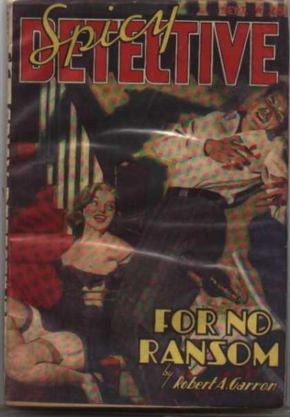 Spicy Detective Stories 45